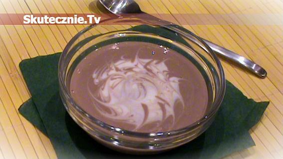 Jogurt czekoladowy –szybki, lekki deser