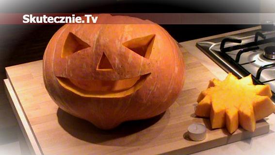Jak wykroić dynię na Halloween +prosta zupa dyniowa