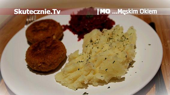 Ziemniaki z cebulą na smalcu |Męskim Okiem