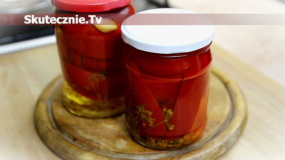 Papryka konserwowa / marynowana