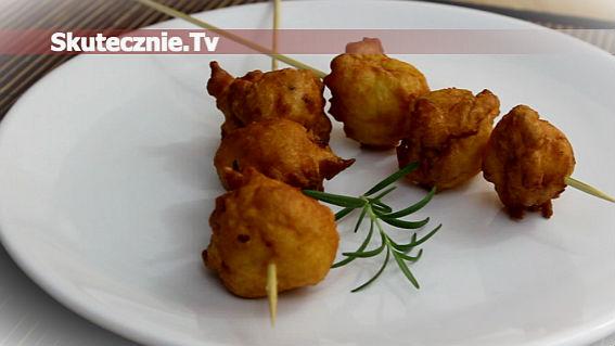 Wytrawne pączuszki cebulowe z rozmarynem
