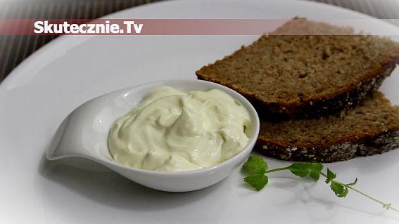 Odżywcza pasta twarogowa -zdrowa i pyszna