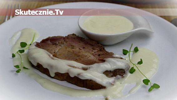 Sos chrzanowy -idealny do mięs, peklówek i pieczeni