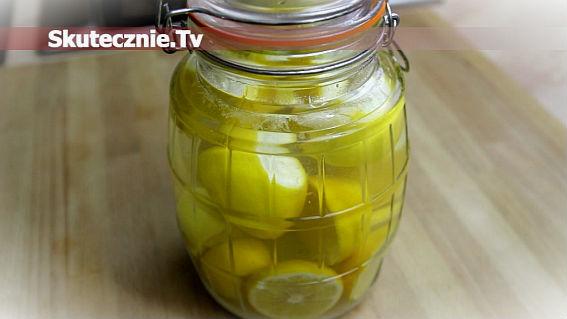 Domowa nalewka z cytryn -jak limoncello