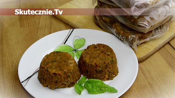 Baza do zup i sosów, czyli domowa kostka warzywna vel bulionetka