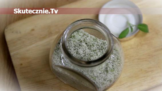 Sól szałwiowa (domowa przyprawa)