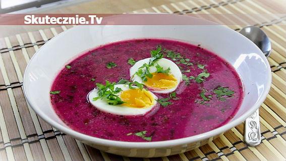 Botwinka -lekka wiosenna zupa