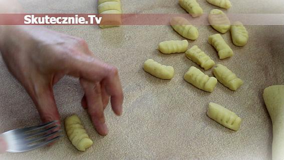 Delikatne gnocchi di patate, czyli gnocchi ziemniaczane