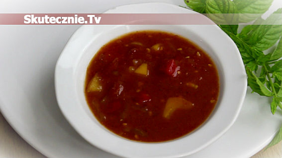 Jak zrobić sos słodko-kwaśny