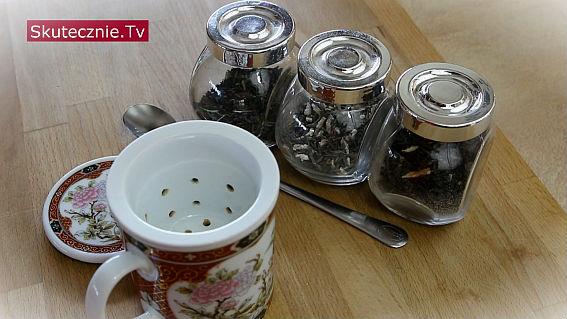 Domowe mieszanki herbat