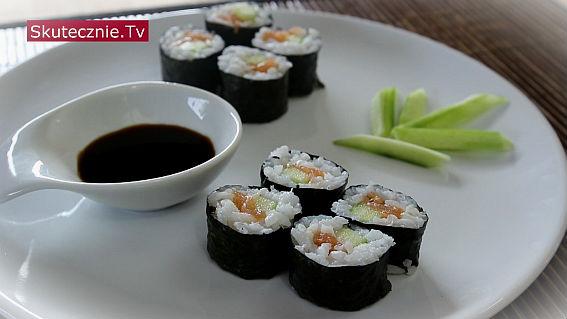 Domowe sushi maki (nawet dla dzieci)