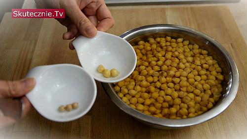 Gotowana ciecierzyca (baza do innych dań)
