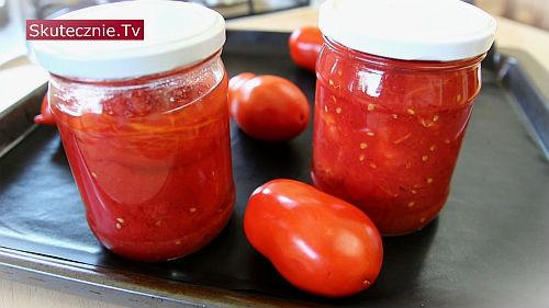 Pomidory jak z puszki (krojone i w całości)