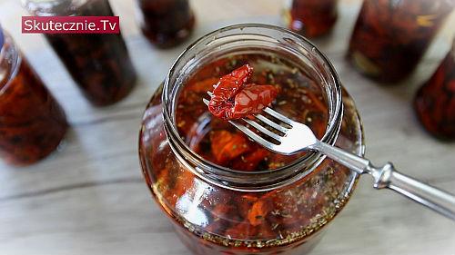 Jak zrobić suszone pomidory