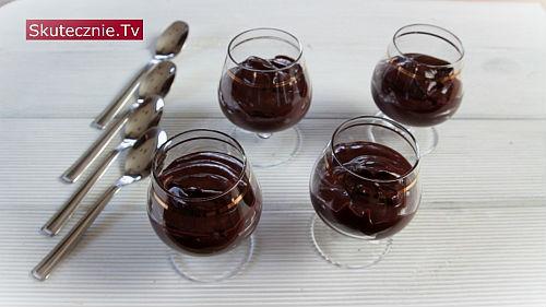 Mus czekoladowy z awokado (pyszny, zdrowy, w 5 minut)