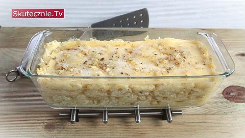 Lasagne po rusku (z twarogiem i ziemniakami)