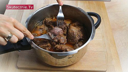 Pulled pork. Szarpana wieprzowina