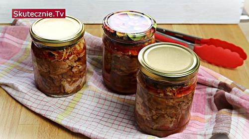 Jak zrobić… Wekowanie mięsa w słoikach. Tyndalizacja