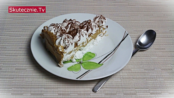 Najprostszy tort bezowy
