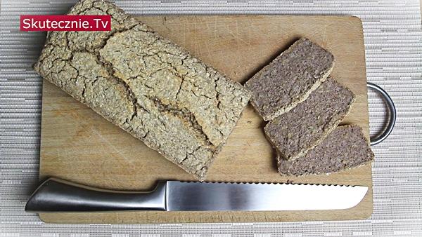 Super chleb z kaszy gryczanej