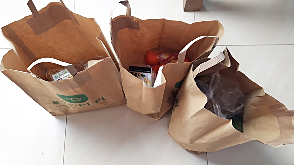 Szopi.pl – zakupy spożywcze z dowozem pod drzwi?