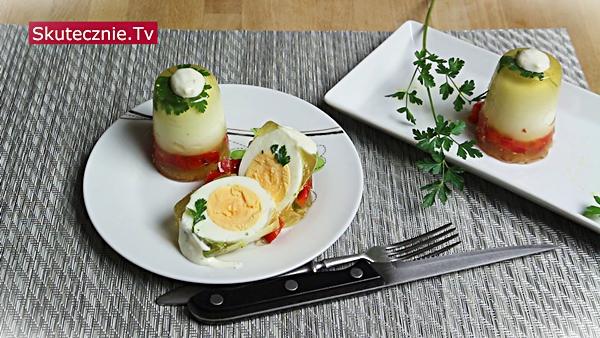 Jajka w galarecie