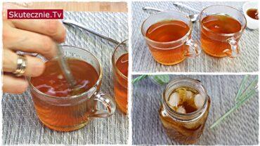 Zielona herbata z oregano i kurkumą (ta obiecana;))