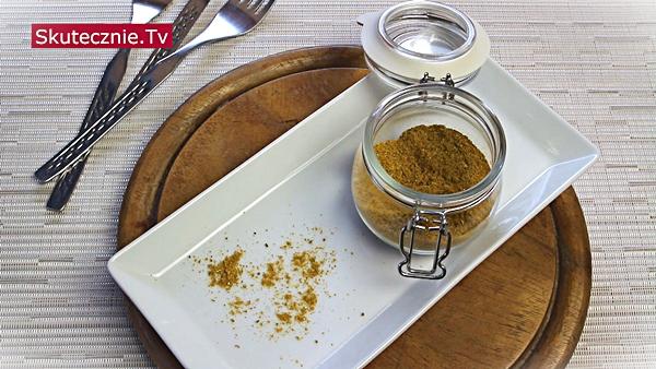 Przyprawa do drobiu, ryb i warzyw (nuta hinduska)