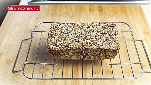 Chleb z ziaren (bez mąki, bez drożdży, bez zakwasu)