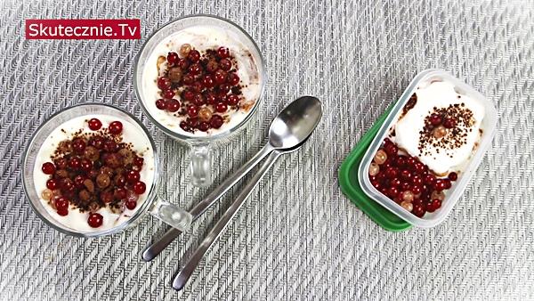 Mini-serniczki z owocami (deser lub przekąska bez pieczenia)