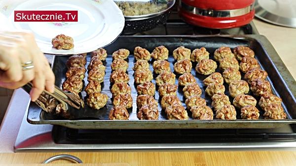 KLOPSIKI do sosów, makaronów, kasz (KILKA porcji, oszczędność czasu)