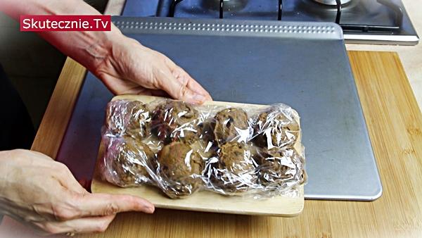 Najlepsze pieguski (ciastka z czekoladą)