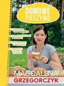 książka 'Domowe pieczywo'