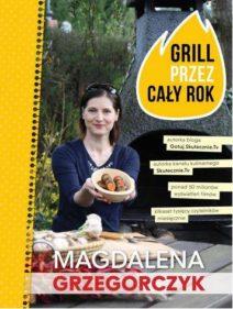 książka 'Grill przez cały rok'