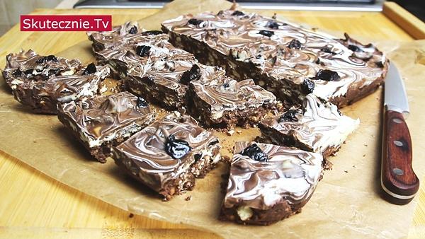 """Blok czekoladowy """"3 czekolady z bakaliami i z Baileys"""""""