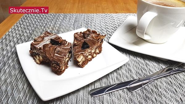 Blok czekoladowy '3 czekolady z bakaliami i Baileys'