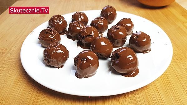 Trufle ciasteczkowo-serowe z Baileys