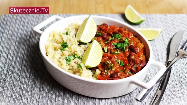 Chili sin carne. Oraz chili con carne (2w1)