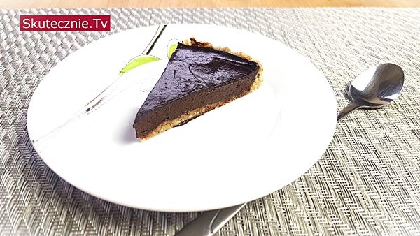 Oszukany mazurek. Tarta czekoladowa bez pieczenia