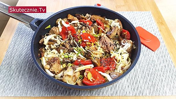 Gotowana wołowina w stylu chińskim   BEZ STATYWU