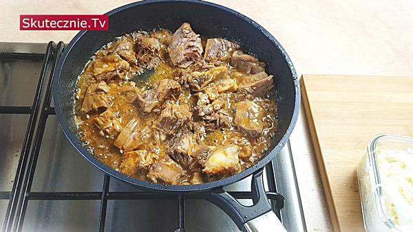 Gotowana wołowina w stylu chińskim. Sposób na resztki