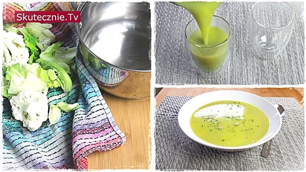 Uniwersalna zupa z końcówek warzyw. Pyszny sposób na resztki