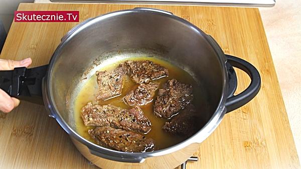 MealPrep: Duszona wołowina w garnku
