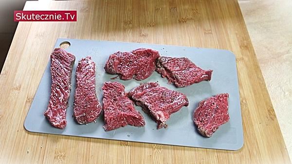 MealPrep: Duszona wołowina: przygotowanie