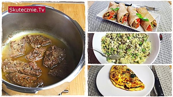 MealPrep: Duszona wołowina. Plus 3 szybkie dania z jej wykorzystaniem