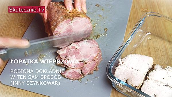 Mięso z szynkowaru. Uniwersalny przepis na każde mięso