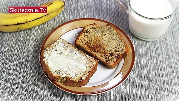 Najprostszy klasyczny chlebek bananowy (zawsze się uda!)