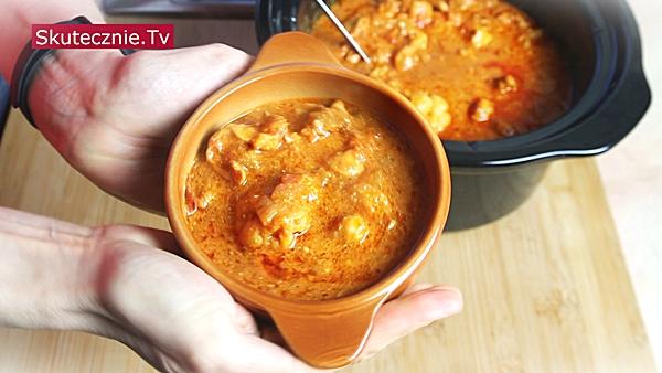Świetne curry z udkami i kalafiorem na ostro