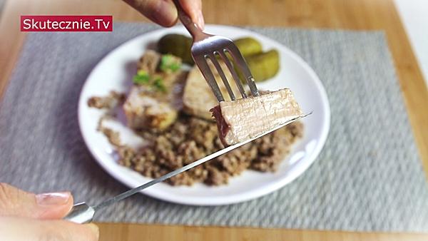Szybki obiad. Najprostszy sposób na duszone mięso