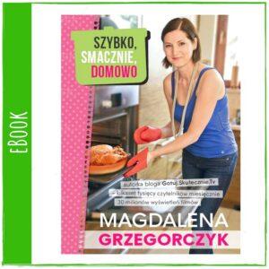 Szybko, smacznie, domowo - eBook (okładka)